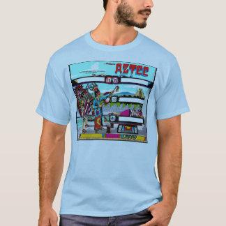 Camiseta Pinball azteca