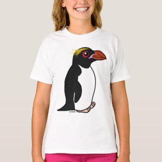 Camiseta Pingüino de los macarrones de Birdorable