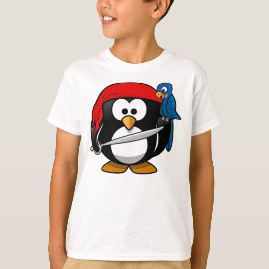 Camiseta Pingüino del pirata