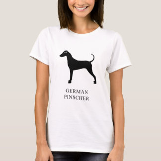 Camiseta Pinscher alemán