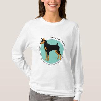 Camiseta Pinscher miniatura