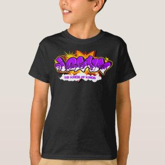 Camiseta Pintada de Jesús Hip Hop