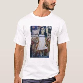 Camiseta Pintada Granada - trabajos del solenoide