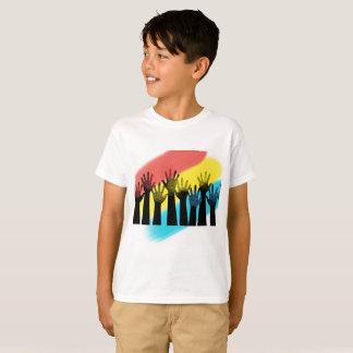 Camiseta Pinte su propia vida