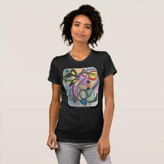 """Camiseta """"Pintura de la canción de la araña de la MOD de"""