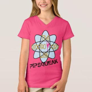 Camiseta Pipsqueak del laboratorio de Danceology: Pequeño,