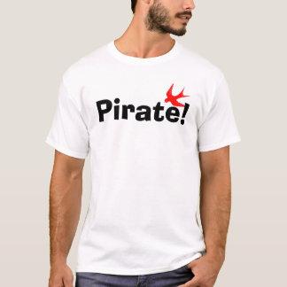 Camiseta ¡Pirata!