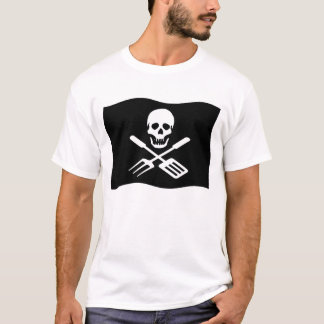 Camiseta Pirata de la parrilla