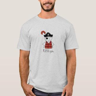 Camiseta Pirata de la Rrrr-Caldera