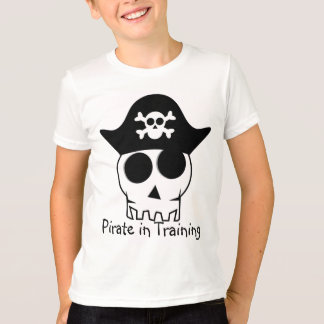 Camiseta Pirata en el entrenamiento