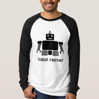 Camiseta Pirata informático del robot