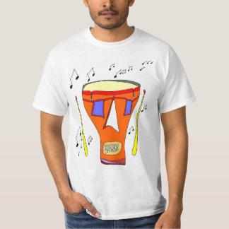 Camiseta Pirata principal del tambor
