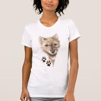 Camiseta Pistas de Cub de lobo