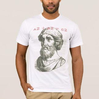 Camiseta Pitágoras