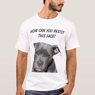 Camiseta Pitbull negro