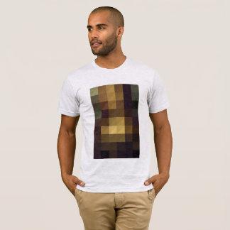 Camiseta Pixelated - Mona Lisa