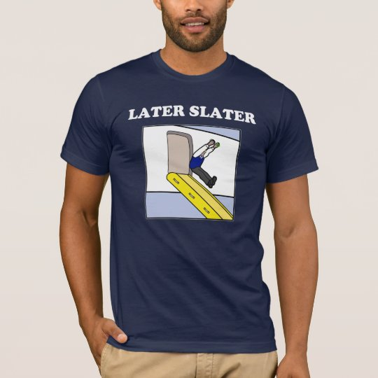 Camiseta Pizarrero posterior