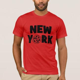 Camiseta Pizza de Nueva York