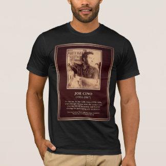 Camiseta Placa conmemorativa de Joe Cino