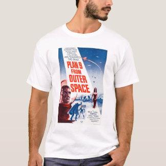 Camiseta Plan 9 del espacio exterior