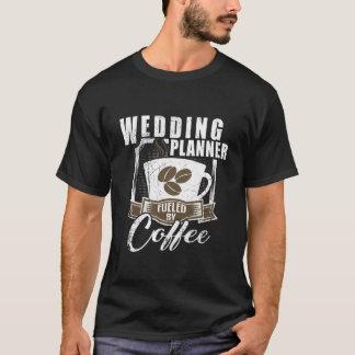 Camiseta Planificador del boda aprovisionado de combustible