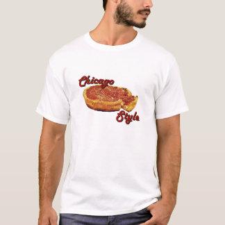 Camiseta Plato profundo de Chicago