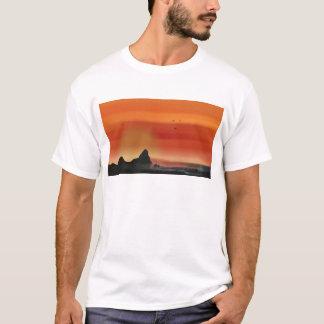 Camiseta Playa de la puesta del sol