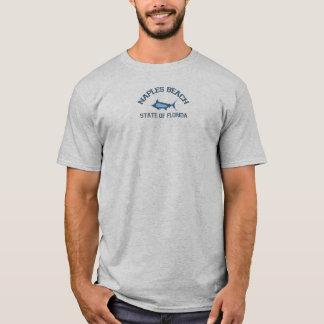 Camiseta Playa de Nápoles