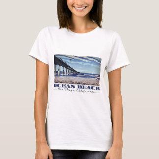 Camiseta Playa del océano, San Diego, California