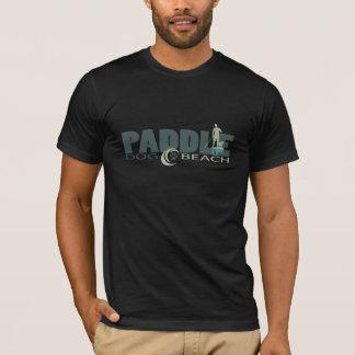 Camiseta Playa del perro de la paleta