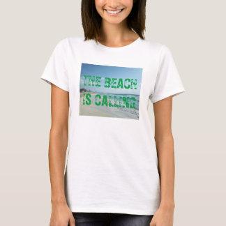 Camiseta Playa llamada