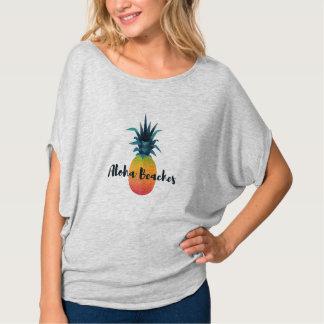 Camiseta Playas de la hawaiana