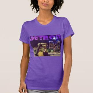 Camiseta Plaza del ciervo de Detroit