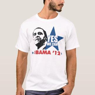 Camiseta podemos sí obama 12