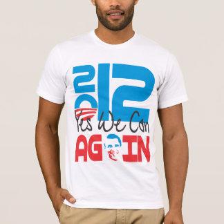 Camiseta Podemos sí OTRA VEZ 2012