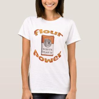 Camiseta Poder de la harina