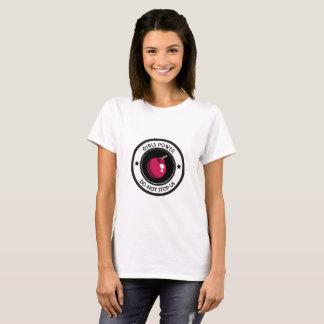 Camiseta Poder de los chicas