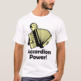 Camiseta ¡Poder del acordeón!