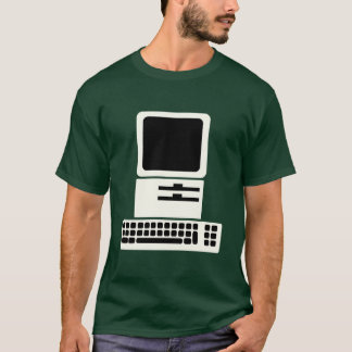 Camiseta Poder del ordenador