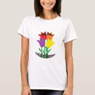 Camiseta Poder del tulipán