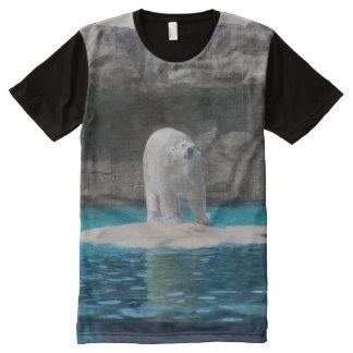 Camiseta polar del golpe