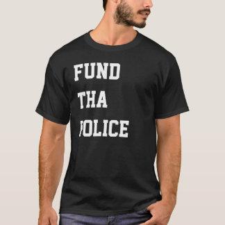 Camiseta Policía del tha del fondo