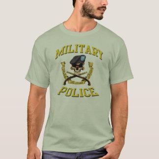 Camiseta Policía militar