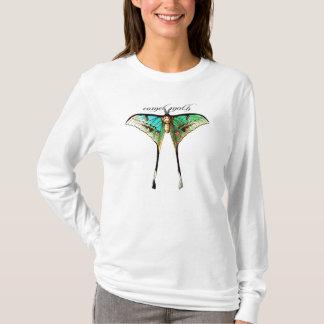 Camiseta Polilla del cometa