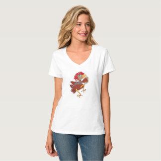Camiseta Pollo del baile