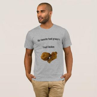Camiseta Pollo frito