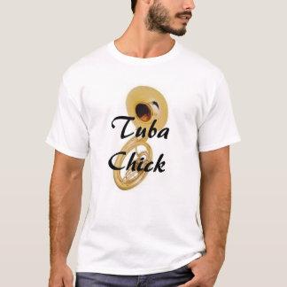 Camiseta Polluelo de la tuba