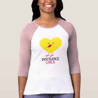 Camiseta Polluelo del seguro