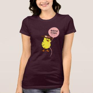 Camiseta Polluelo jubilado descarado