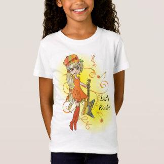 Camiseta Polluelo maravilloso de la cadera del rollo de la